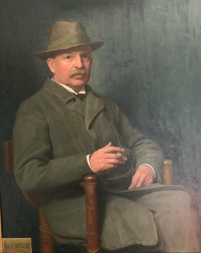 Seth M. Kempe